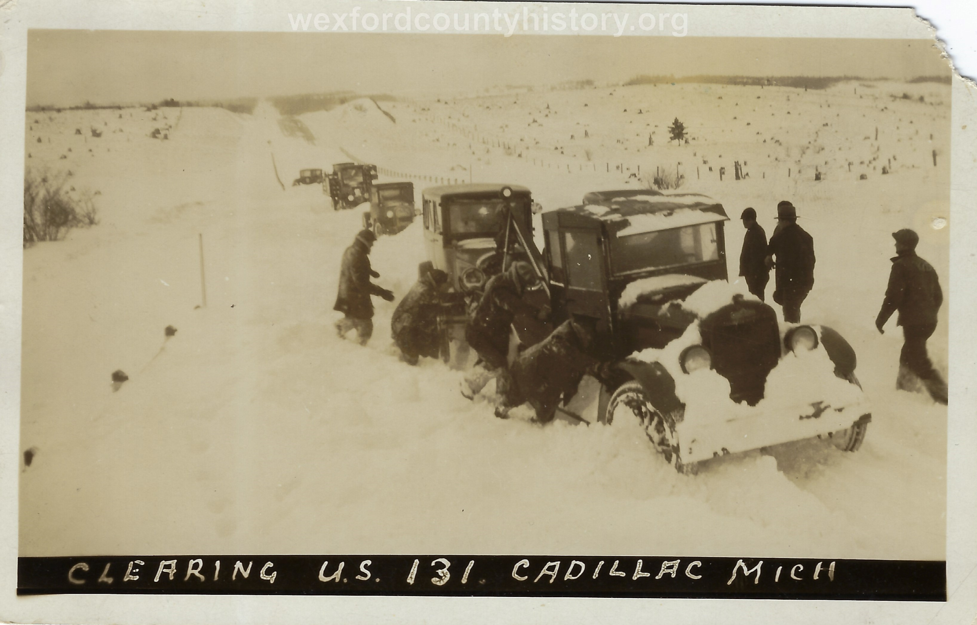 Cadillac-Weather-US-131-During-Winter-1