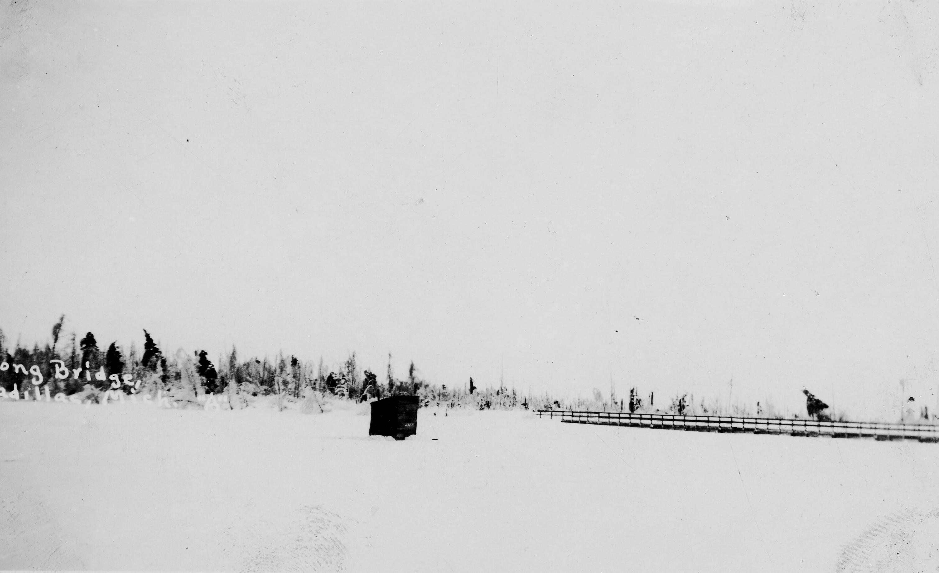 1922 Ice Storm - Long Bridge