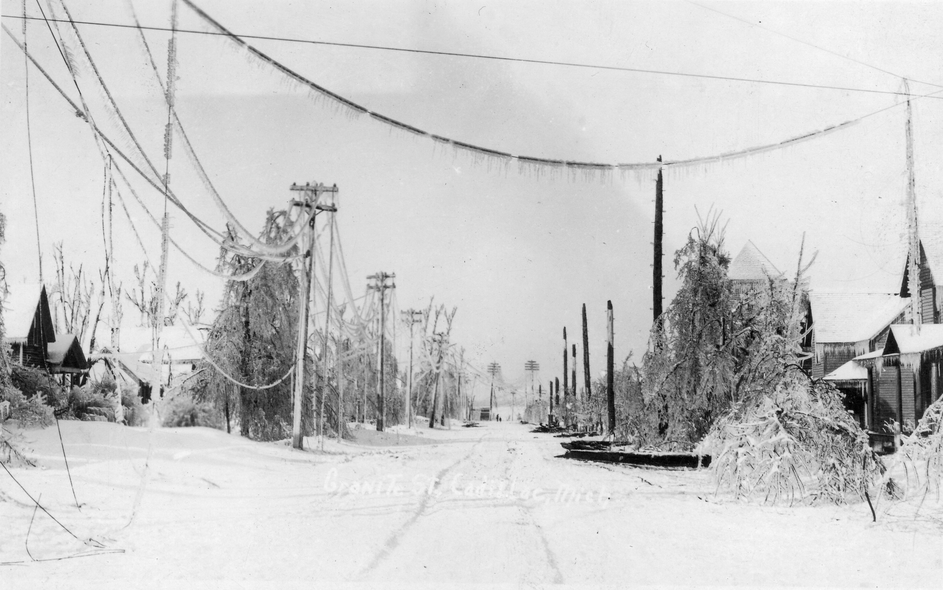 1922 Ice Storm - Granite Street