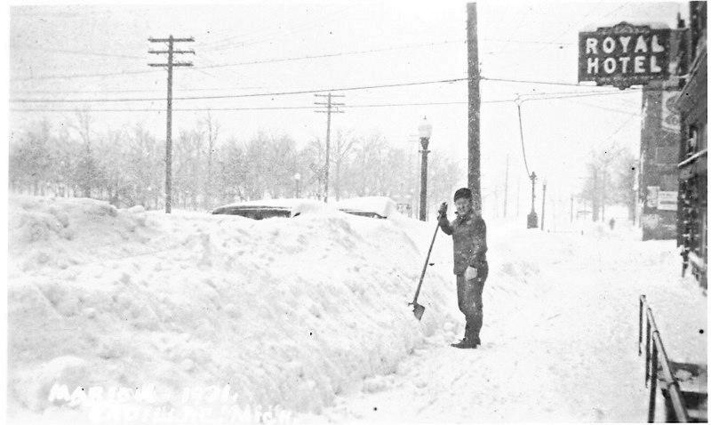 Snow Storm of 1931