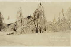 1922 Ice Storm - Park Of The Lakes
