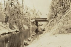 1922 Ice Storm - The Canal