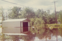 Cadillac-Weather-Flooded-Garage