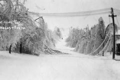 1922 Ice Storm - Homes