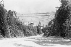 1922 Ice Storm - Simons Street