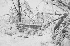 1922 Ice Storm - Poplar Street