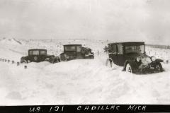 1931 Snow Storm