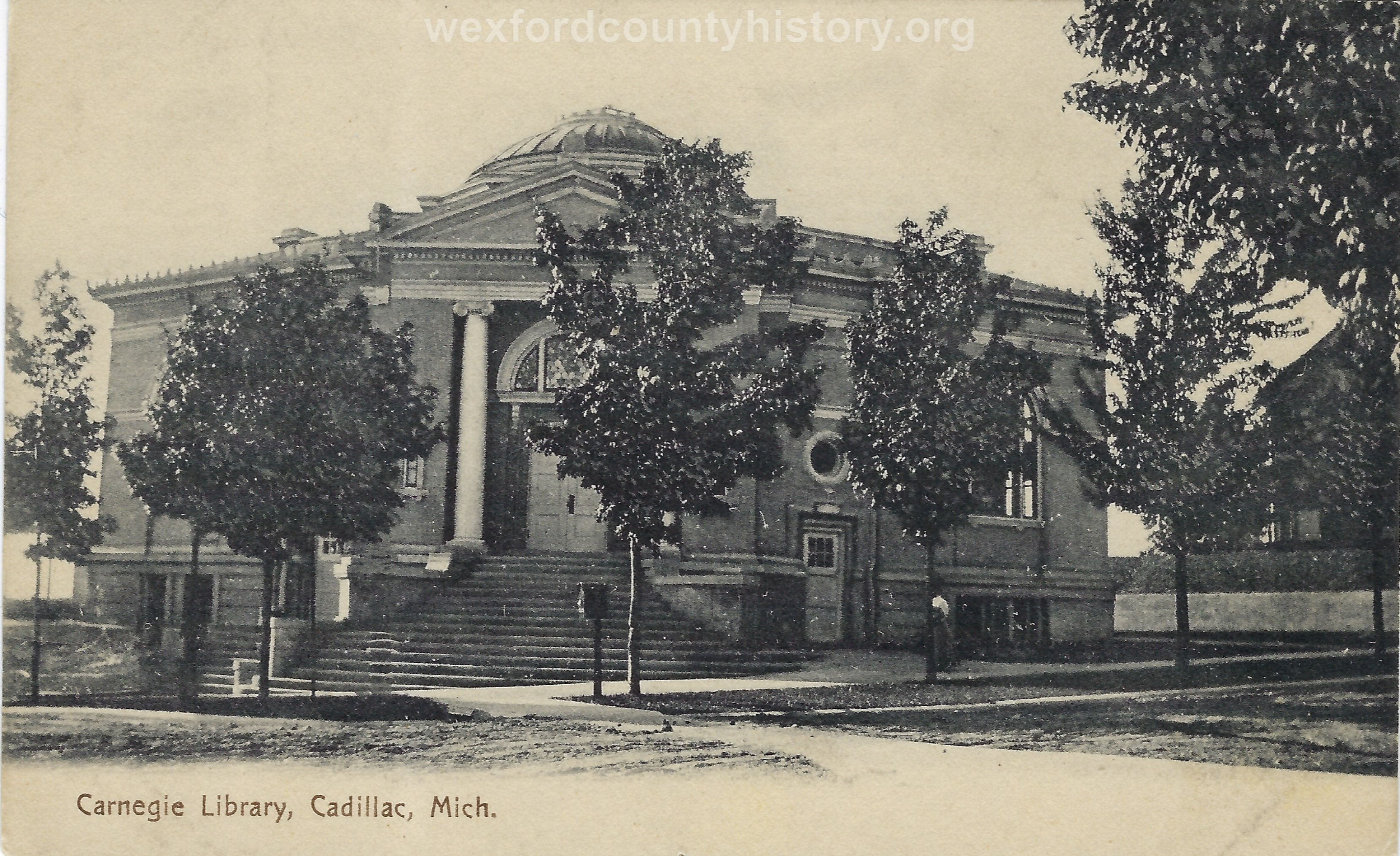 Wexford-County-Historical-Society-Building-Old-Public-Library-Historical-Society-127-Beech-Street-111