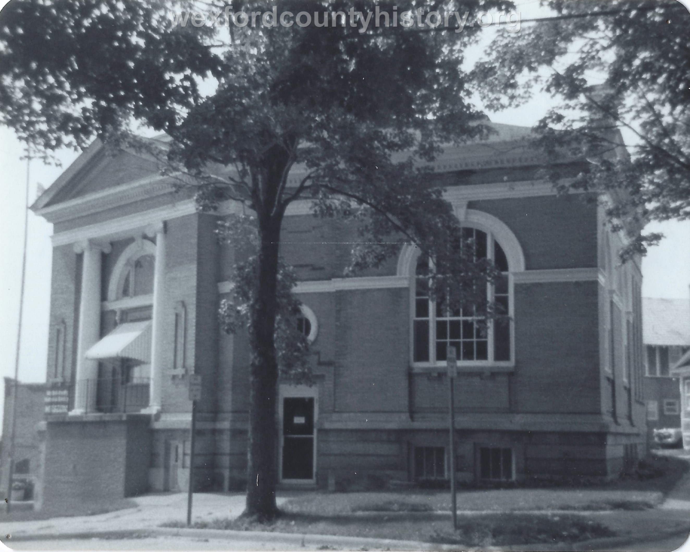 Wexford County Historical Society