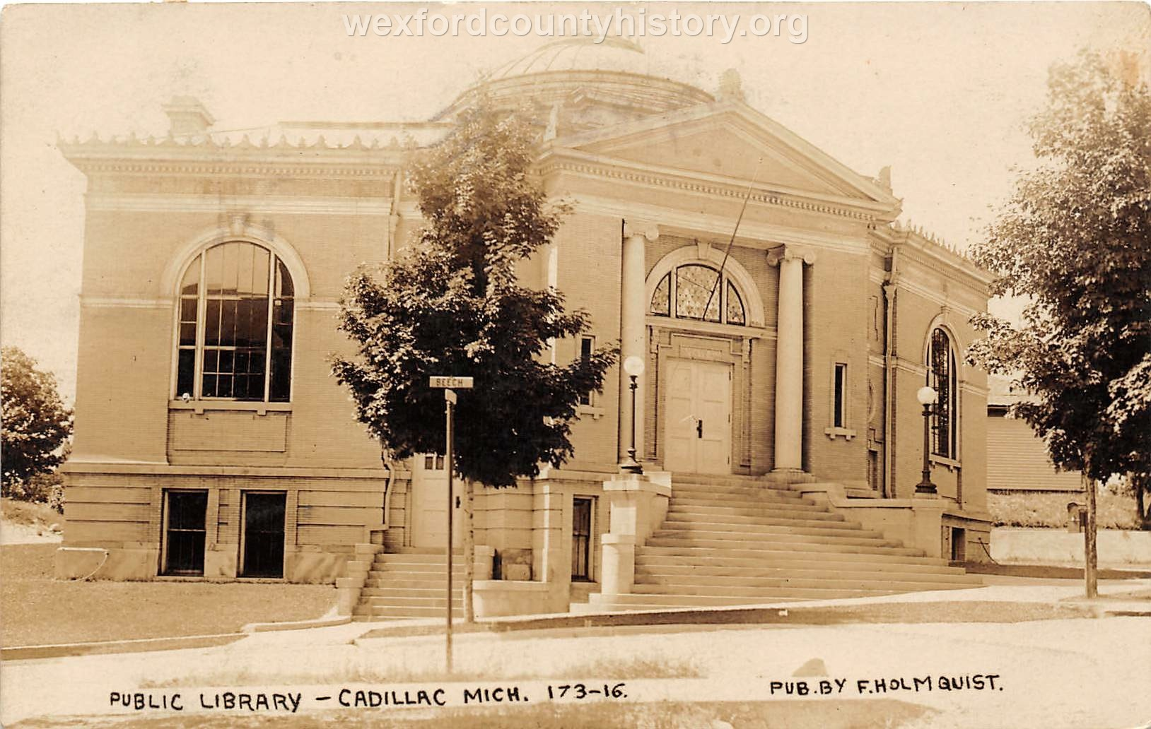 Cadillac Public Library