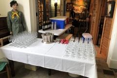 2019 Gala Setup