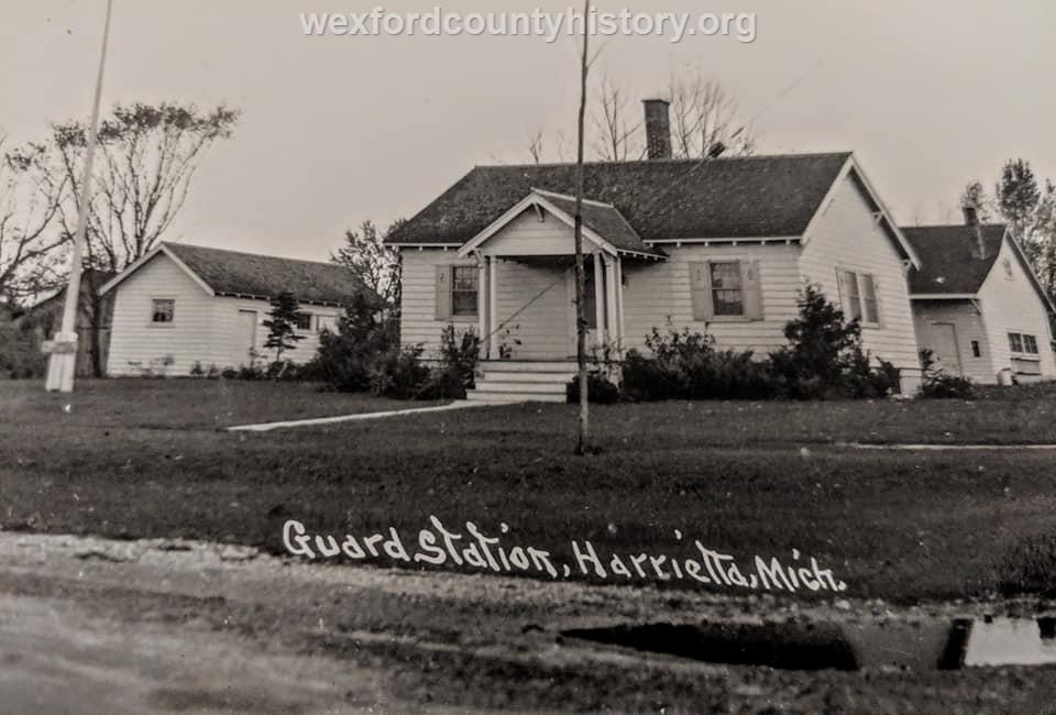 Harrietta-Building-Guard-Station