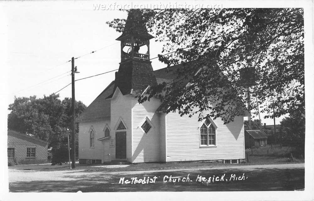 Mesick-Church-Methodist-Church