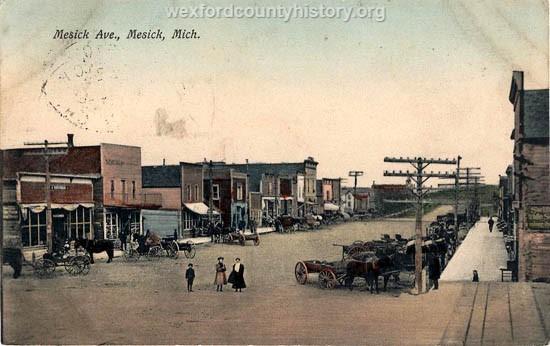 Mesick-Street-Mesick-Avenue