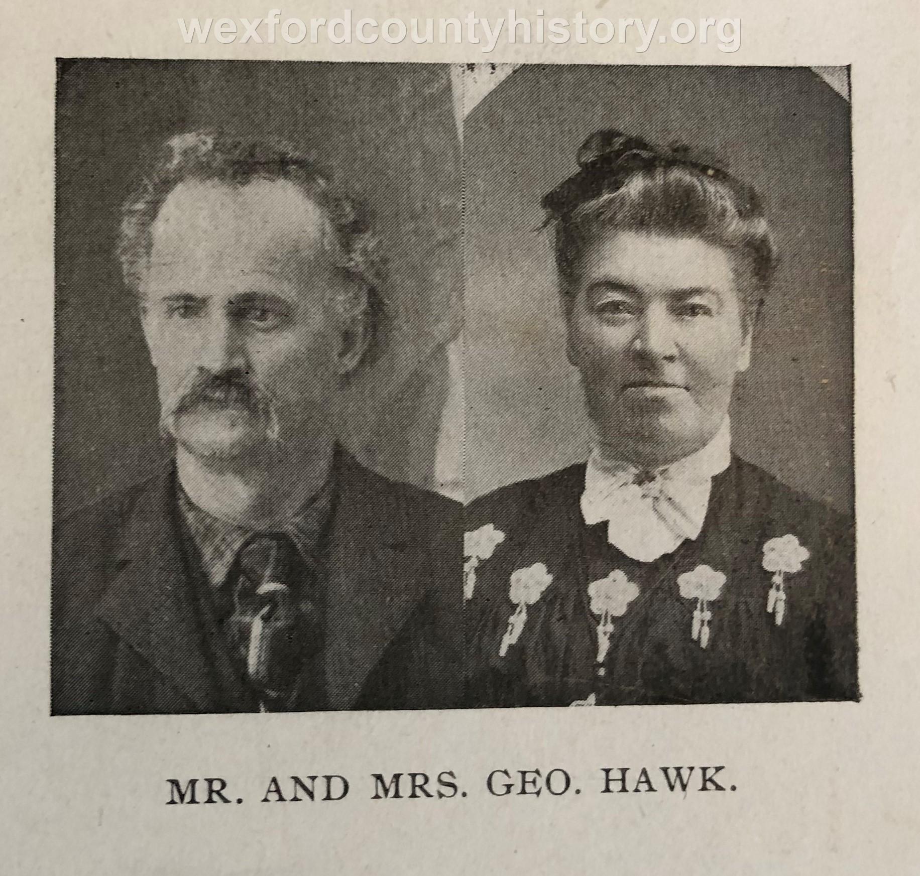 Sherman-People-Hawk-Mr.-And-Mrs.-George