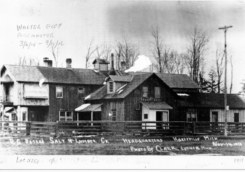 Herby Coll. Peters Salt and Lumber Co.