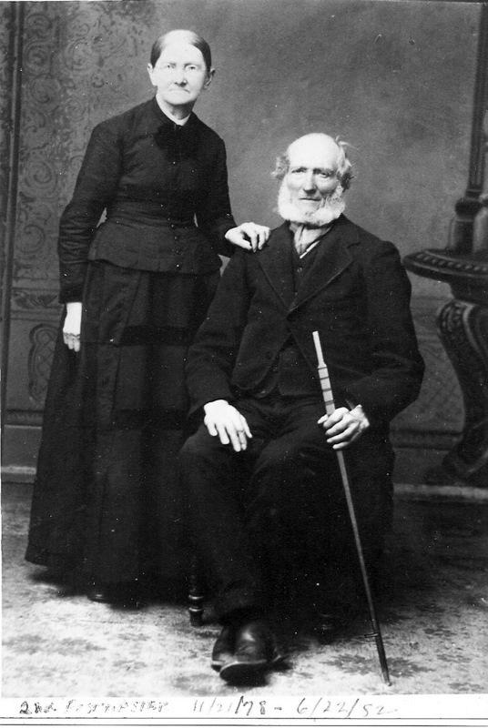 Herby Coll. Elizabeth Van Antwerp, Postmaster