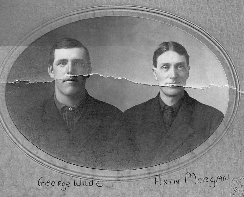 Herby Coll. George Wade and Axin Morgan