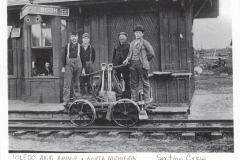 Boon-Railroad-Toledo-Ann-Arbor-Depot-At-Boon
