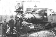 Hoxeyville-Railroad-Manistee-And-Luther-Engine2-8-0