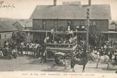 Mesick-Parade-Governor-Warner-Visiting-in-1908