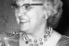 Herby Coll(a).Catherine Herby, Postmaster