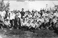 Herby Coll. Hoxeyville Grange Picnic