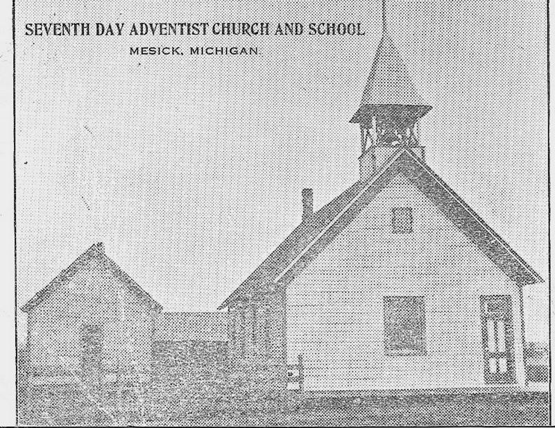 Mesick Church