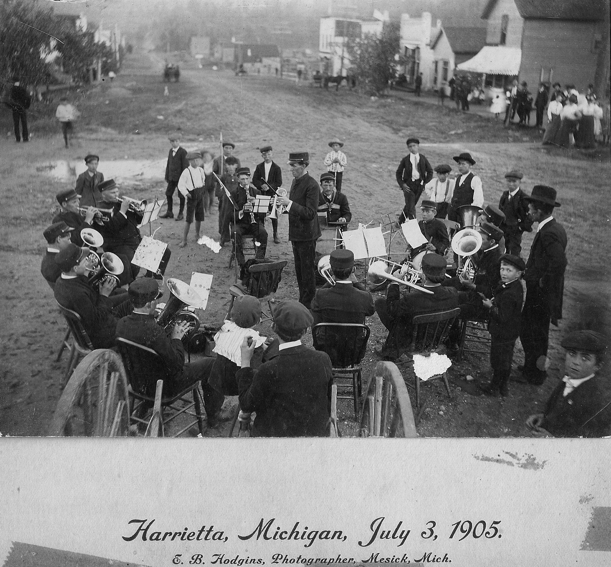 Harrietta Community Band