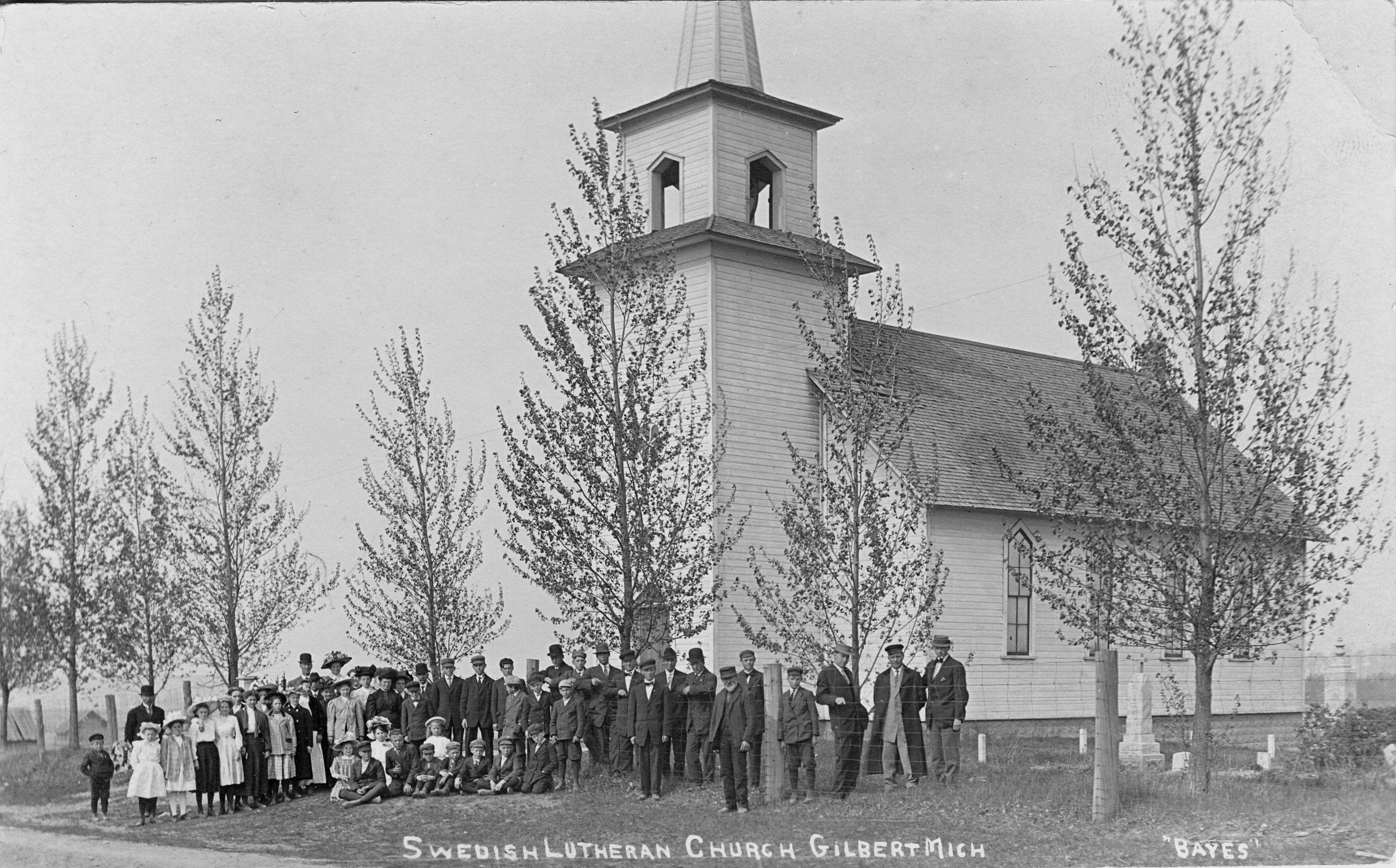 Swedish Lutheran Church in Gilbert