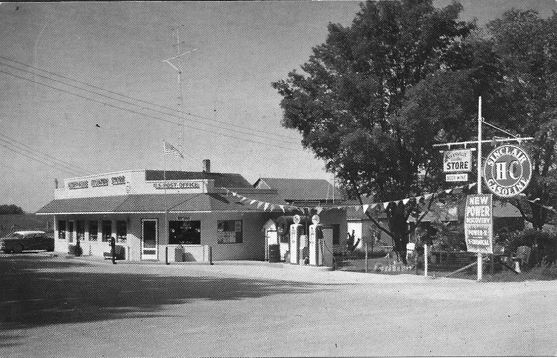 Hoxeyville Country Store