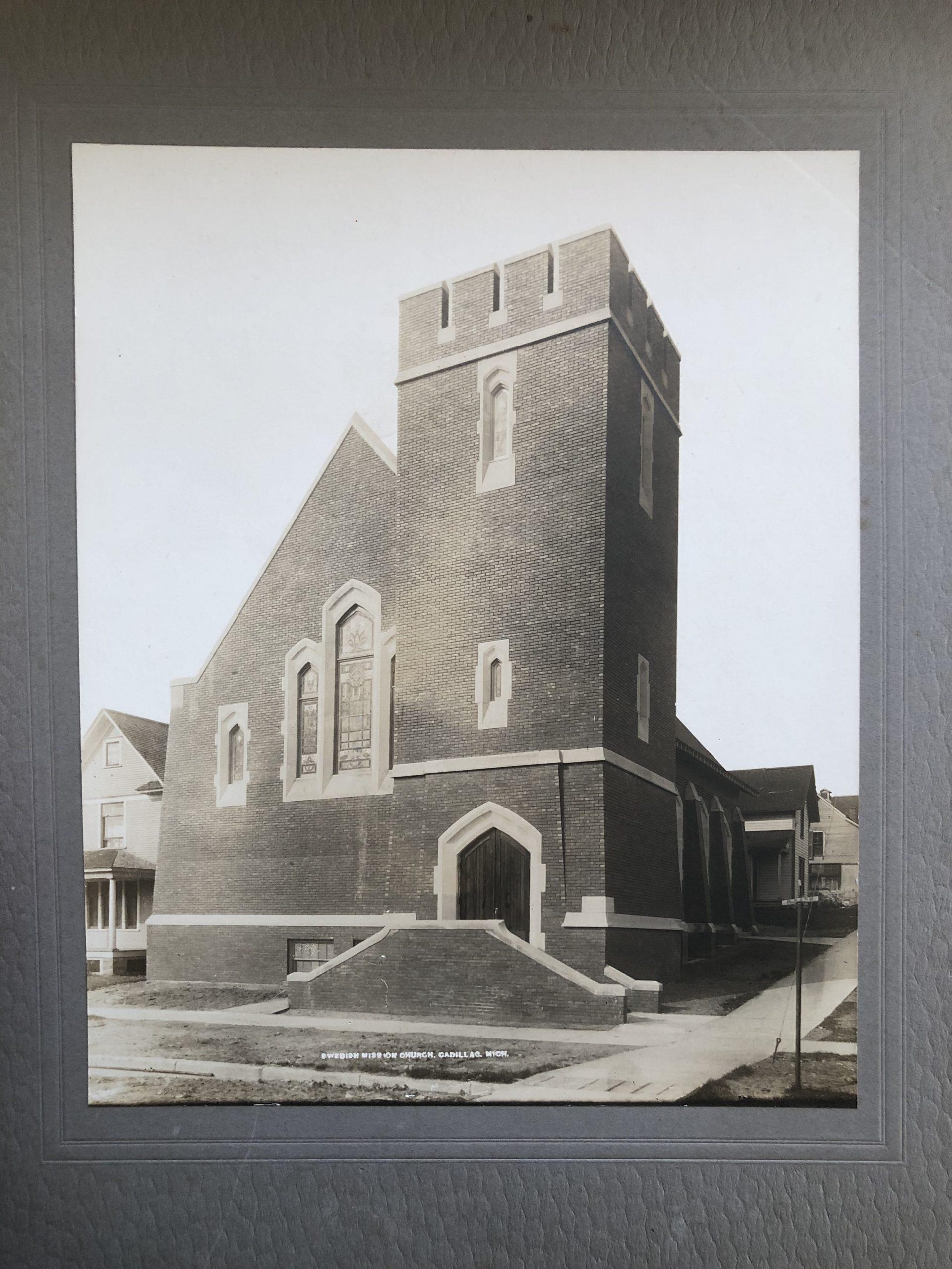 Cadillac – Church – Swedish Mission Church (10)