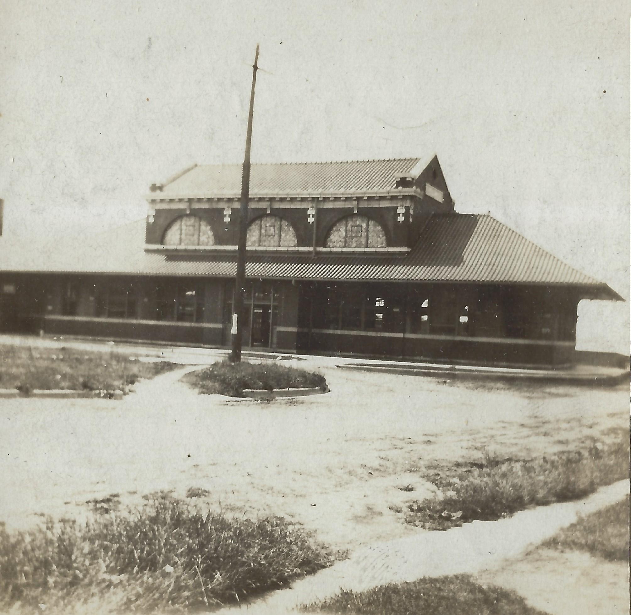 Cadillac – Railroad – Ann Arbor Railroad Depot (9)