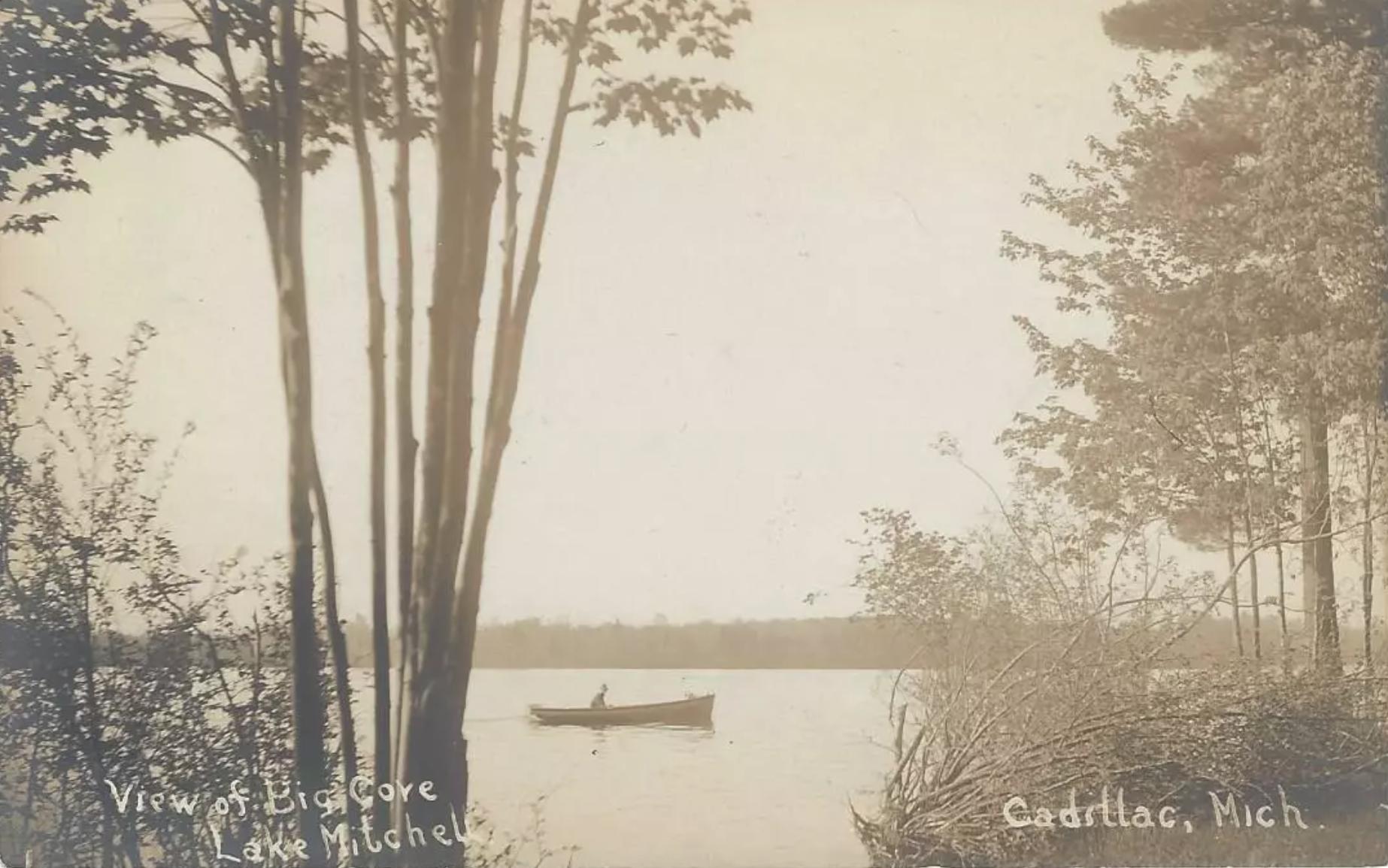 Cadillac – Recreation – Lake Mitchell
