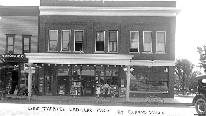 Cadillac – Recreation – Lyric Theatre, 202 South Mitchell Street, Southwest Corner of South Mitchell And Cass Street Intersection (1)